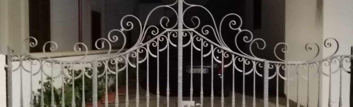 Cancello sicura Ferro 01